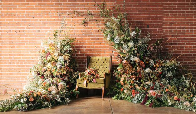 Sustainable Floral Design & Mechanics