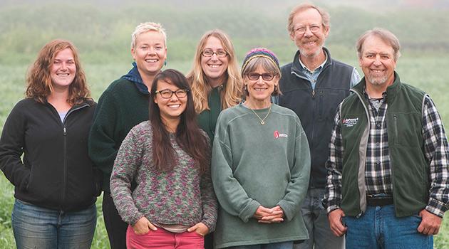 Johnny's Plant Breeding Team