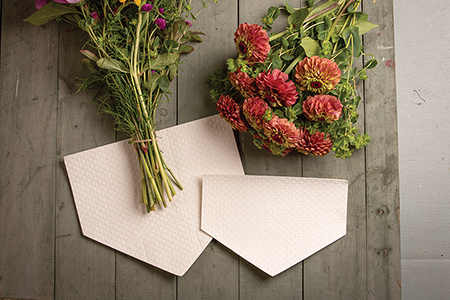 Eco-Fresh Bouquet Hydrating Floral Eco-Wraps