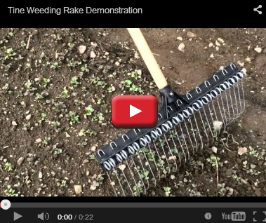 Tine Weeding Rakes