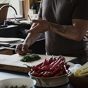 Chef Frank Giglio