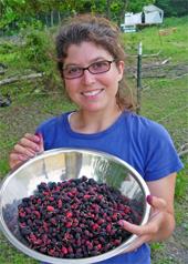 Ann Mefferd of One Drop Farm