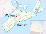 Walton & Halifax, Nova Scotia
