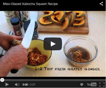 Kabocha Recipe