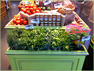 Fresh Herbs at the Grocer