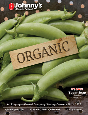Johnny's Online Organic Catalog