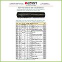 Interactive Jang Cross-Reference Chart