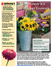 Cut Flower Kit for Market Growers