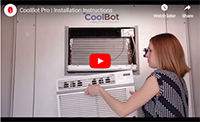 CoolBot PRO Installation