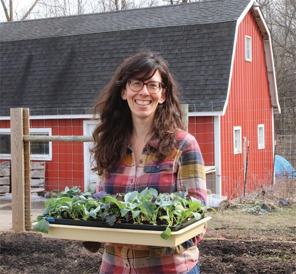 Meg Cowden - Seed to Fork