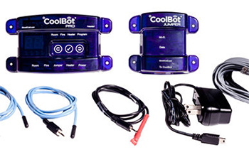 Monitor and control cool-room temps remotely with the CoolBot Pro