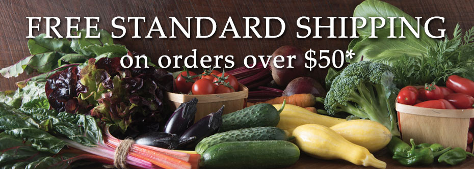 Free Standard Shipping on orders over $50 - Offer ends March 12th