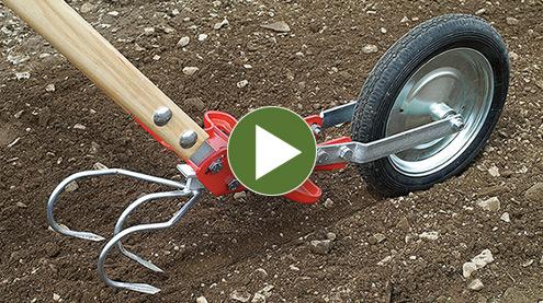 3-Tine Cultivator Video