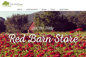 Oak Hill Farm, Glen Ellen, Sonoma, California