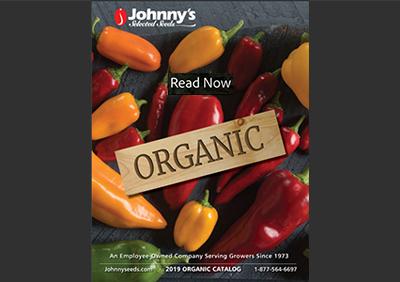 Johnny's Organic Catalog