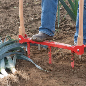 Manual Leek Planter