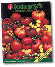 Johnny's Selected Seeds 1994 Catalog