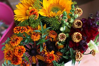 3 Easy Flowers Bouquet