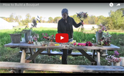 Build a Bouquet Tutorial with Hillary Alger