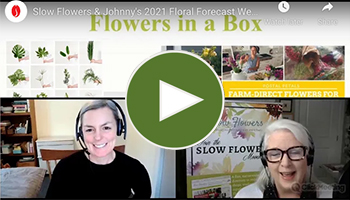 Watch Our Floral Forecast Webinar