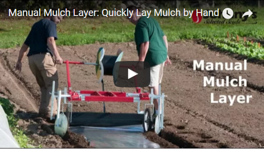 Manual Mulch Layer