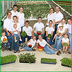 The Living Water Farms Family