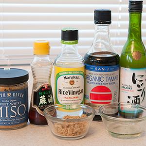 Recipe Condiments